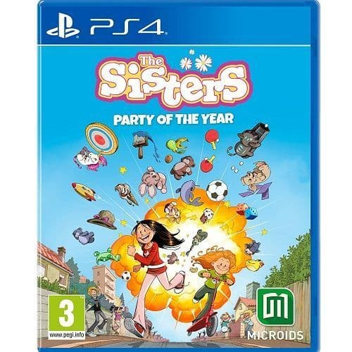 The Sisters Party of the Year PS4 Game
